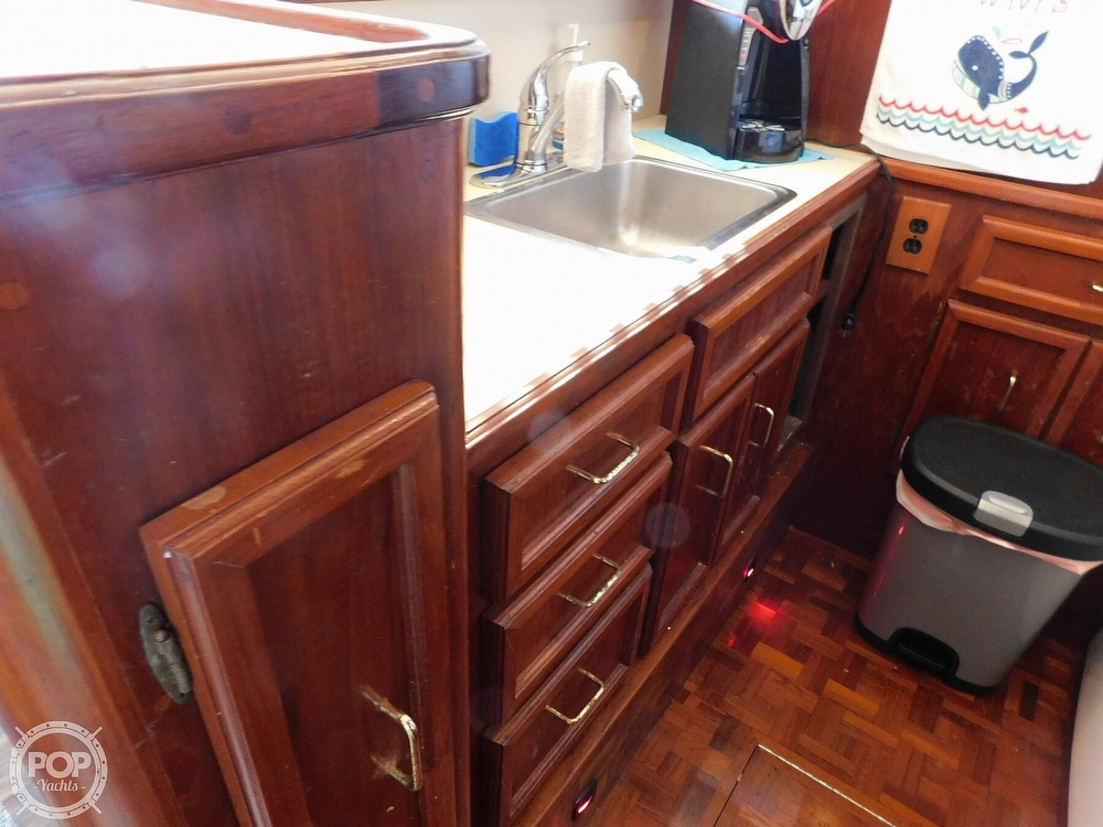 1987 Egg Harbor boat for sale, model of the boat is 37 Convertible & Image # 9 of 40