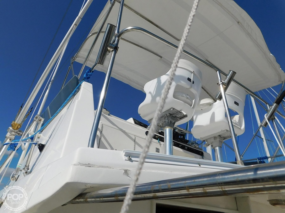 1987 Egg Harbor boat for sale, model of the boat is 37 Convertible & Image # 13 of 40