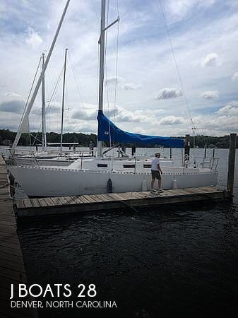 Used Sailboats For Sale in Spartanburg, South Carolina by owner | 1986 J Boats 28.7