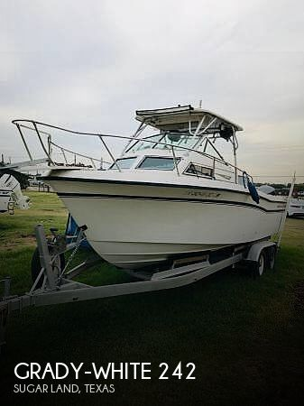 1983 Grady-White boat for sale, model of the boat is 242 Caribbean & Image # 1 of 40