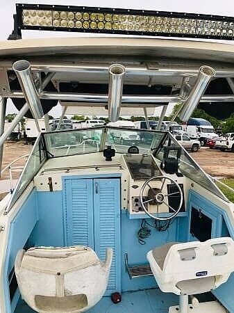 1983 Grady-White boat for sale, model of the boat is 242 Caribbean & Image # 3 of 40