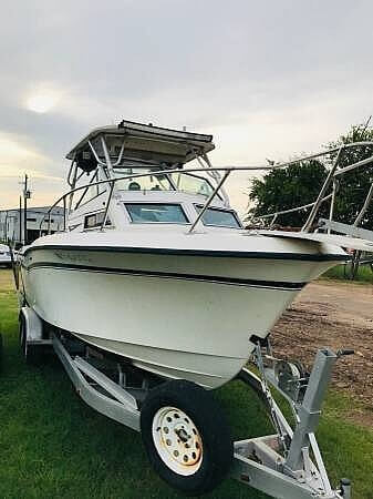 1983 Grady-White boat for sale, model of the boat is 242 Caribbean & Image # 5 of 40