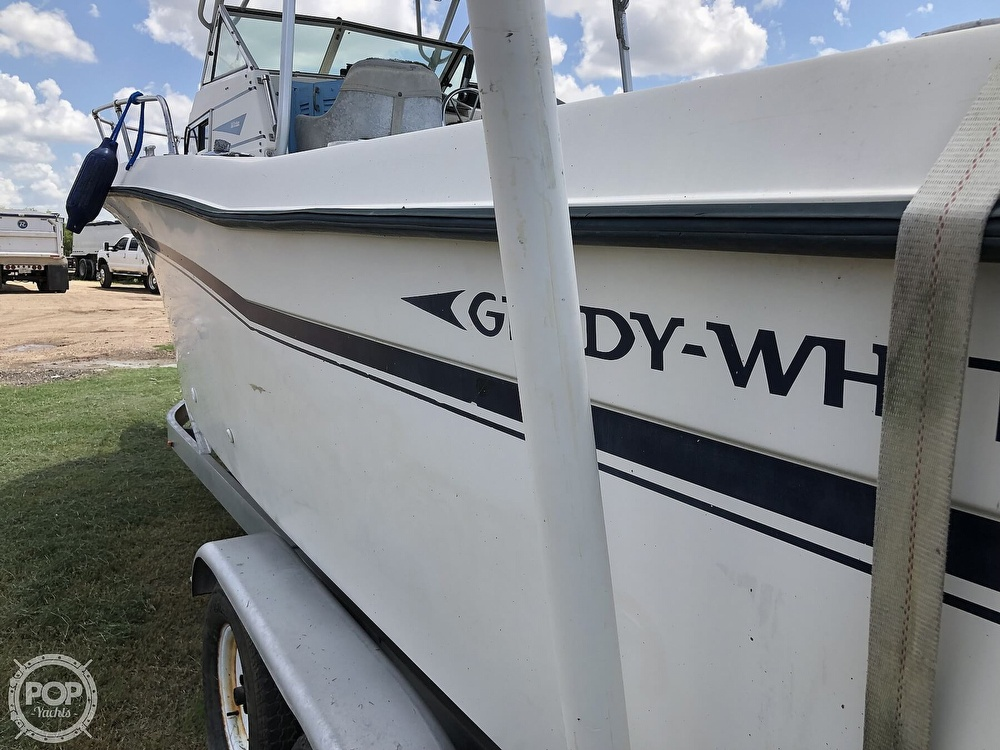 1983 Grady-White boat for sale, model of the boat is 242 Caribbean & Image # 25 of 40