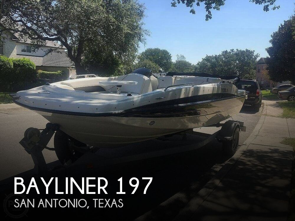 Used Bayliner 19 Boats For Sale by owner | 2011 Bayliner 19