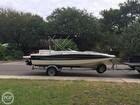 2011 Bayliner 197 Deck Boat Bimini Up