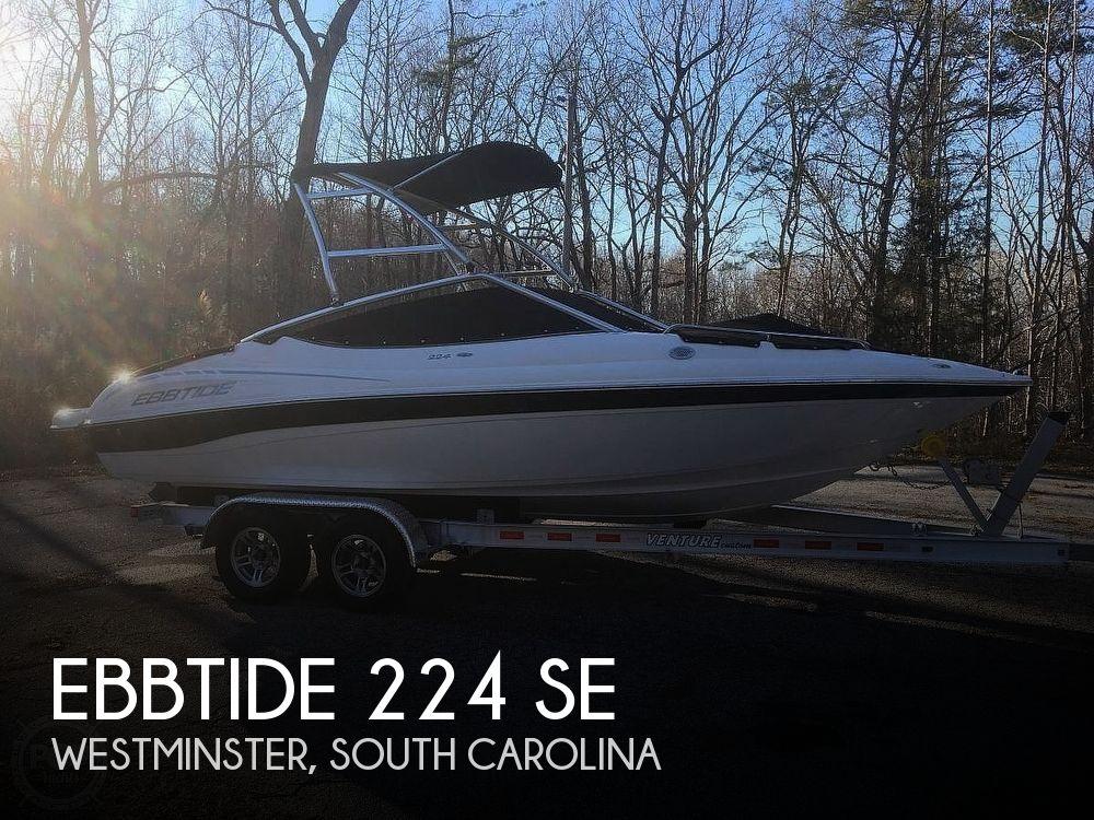 Used Boats For Sale in Greenville, South Carolina by owner | 2012 Ebbtide 224 SE