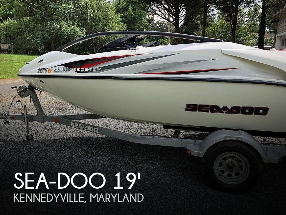 Used Sea-Doo Boats For Sale by owner | 2010 Sea-Doo Speedster 200