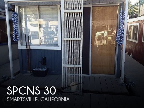 Used Houseboats For Sale in California by owner | 1965 Spcns 30
