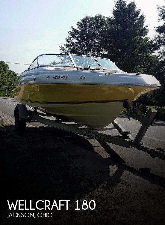 Used Wellcraft Boats For Sale in Ohio by owner | 2008 Wellcraft 180