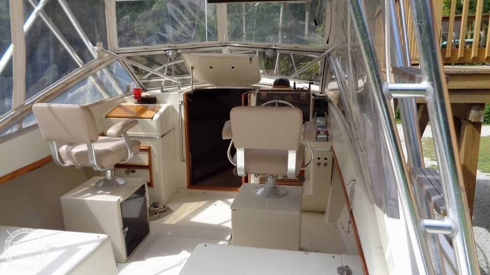 1987 Blackfin boat for sale, model of the boat is 27 & Image # 6 of 40