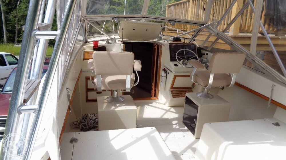 1987 Blackfin boat for sale, model of the boat is 27 & Image # 7 of 40