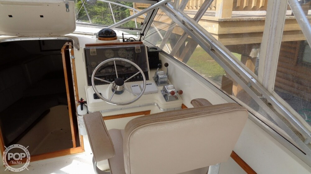 1987 Blackfin boat for sale, model of the boat is 27 & Image # 8 of 40