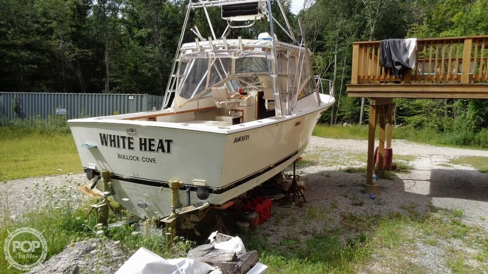 1987 Blackfin boat for sale, model of the boat is 27 & Image # 22 of 40