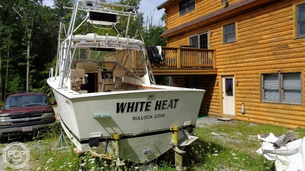 1987 Blackfin boat for sale, model of the boat is 27 & Image # 26 of 40