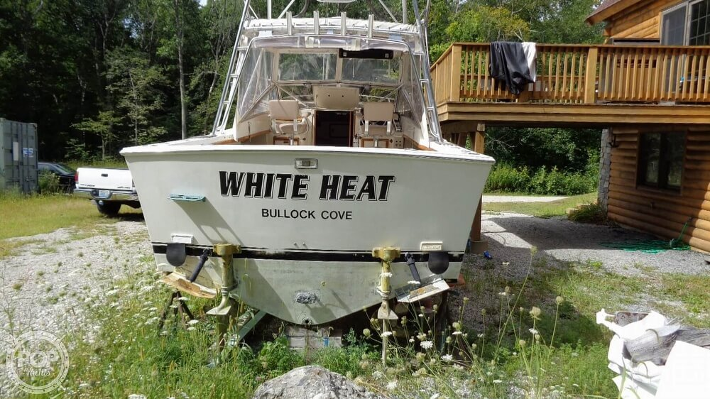 1987 Blackfin boat for sale, model of the boat is 27 & Image # 27 of 40