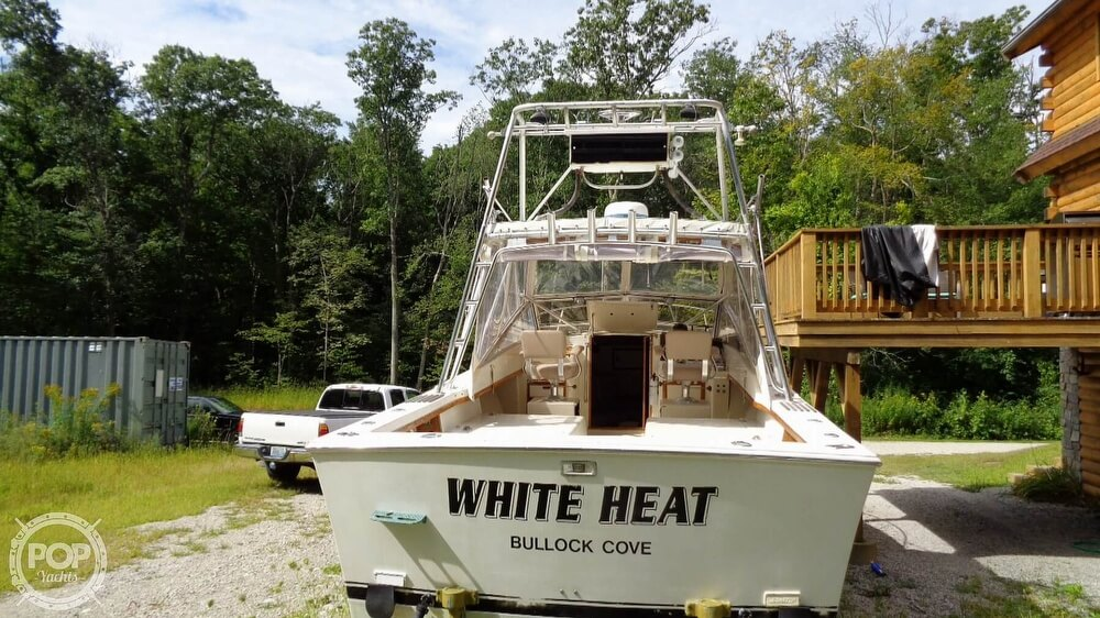 1987 Blackfin boat for sale, model of the boat is 27 & Image # 28 of 40