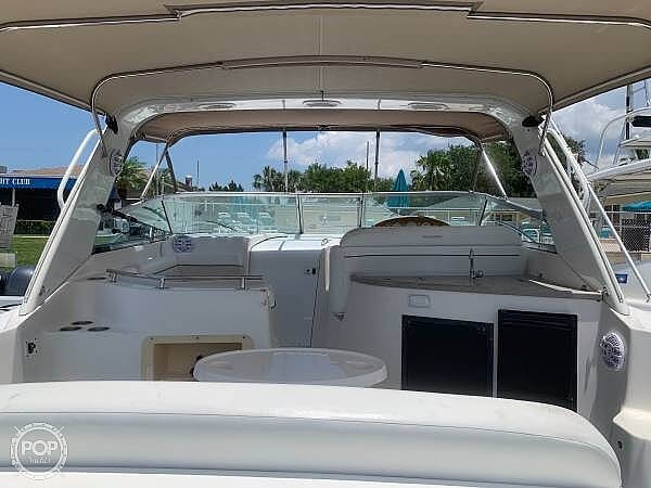 2006 Rinker boat for sale, model of the boat is 342 Cruiser & Image # 3 of 40