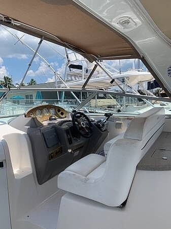 2006 Rinker boat for sale, model of the boat is 342 Cruiser & Image # 4 of 40