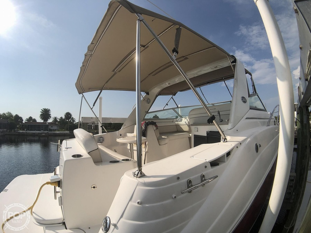 2006 Rinker boat for sale, model of the boat is 342 Cruiser & Image # 8 of 40