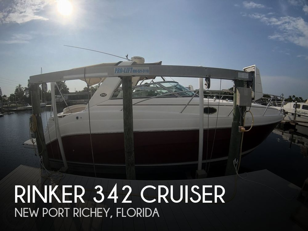 Used Rinker 342 Boats For Sale by owner | 2006 Rinker 342 Cruiser