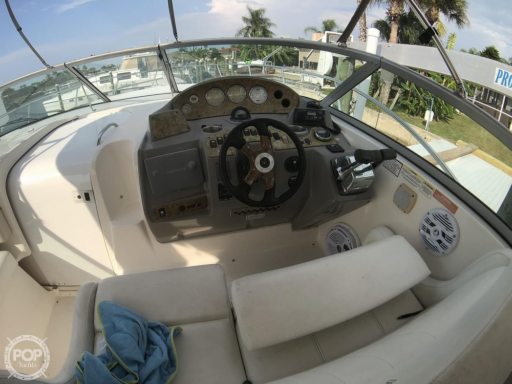 2006 Rinker boat for sale, model of the boat is 342 Cruiser & Image # 30 of 40