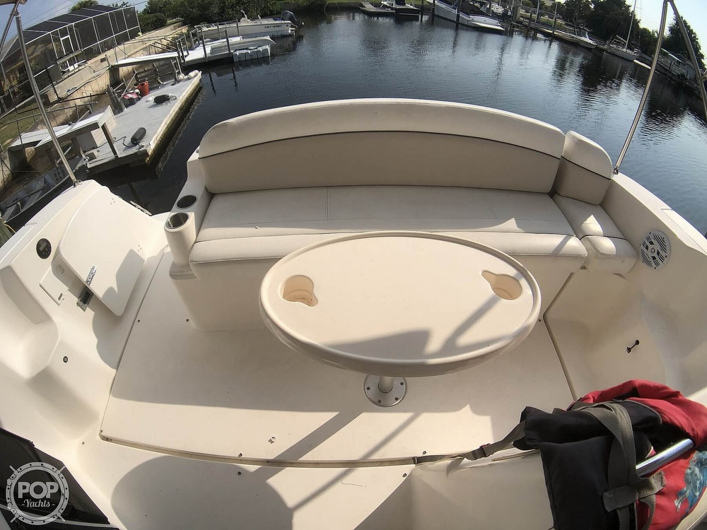 2006 Rinker boat for sale, model of the boat is 342 Cruiser & Image # 11 of 40