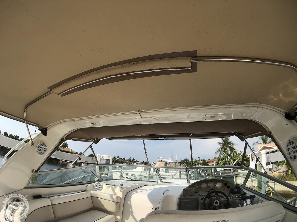 2006 Rinker boat for sale, model of the boat is 342 Cruiser & Image # 32 of 40