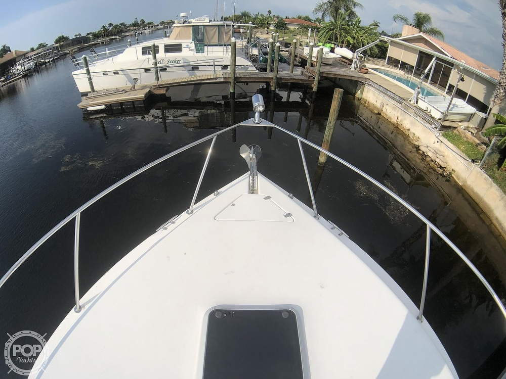 2006 Rinker boat for sale, model of the boat is 342 Cruiser & Image # 34 of 40