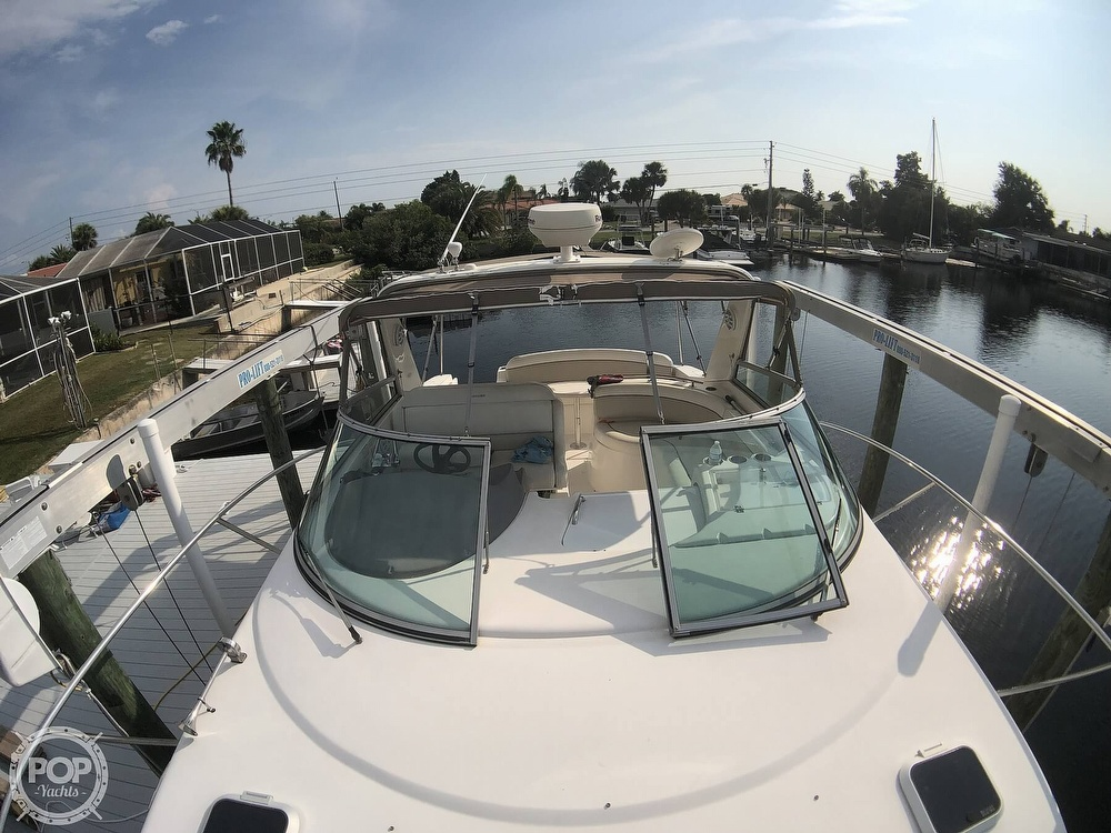 2006 Rinker boat for sale, model of the boat is 342 Cruiser & Image # 13 of 40