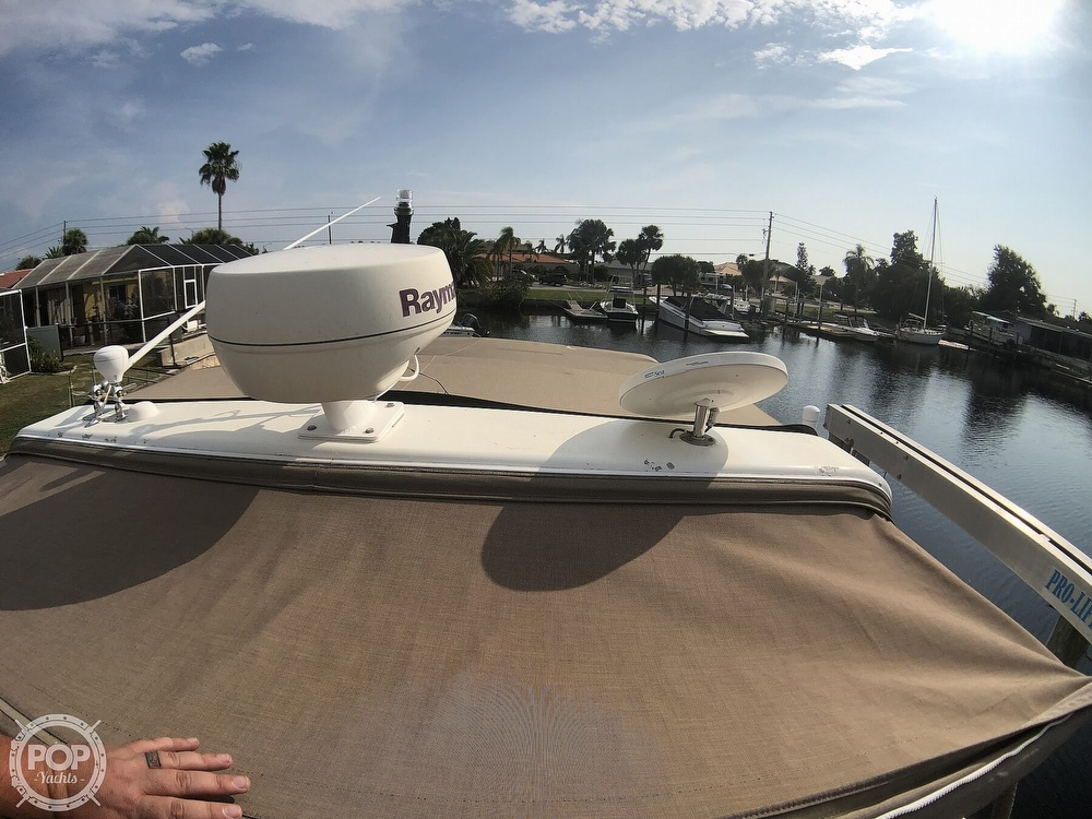 2006 Rinker boat for sale, model of the boat is 342 Cruiser & Image # 35 of 40