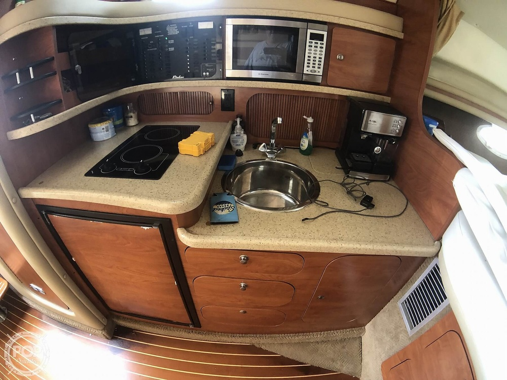 2006 Rinker boat for sale, model of the boat is 342 Cruiser & Image # 22 of 40