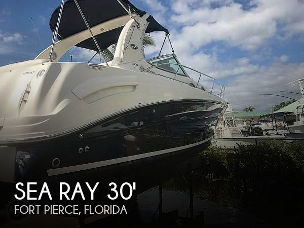 Used Sea Ray 300 Sundancer Boats For Sale by owner | 2005 Sea Ray 300 Sundancer
