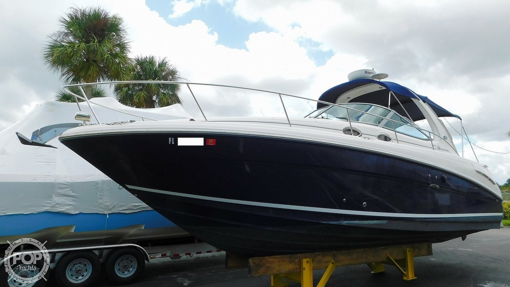 2005 Sea Ray boat for sale, model of the boat is 300 Sundancer & Image # 3 of 40