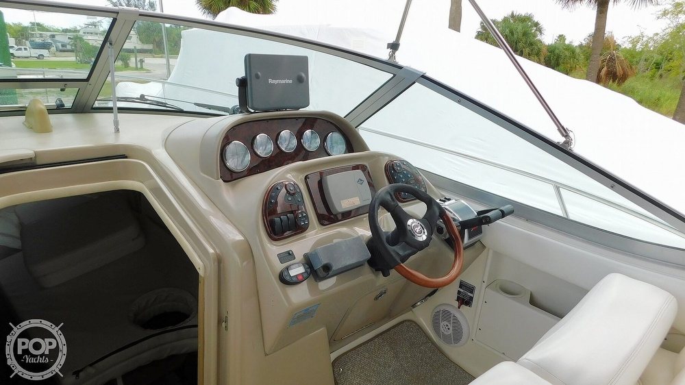 2005 Sea Ray boat for sale, model of the boat is 300 Sundancer & Image # 8 of 40