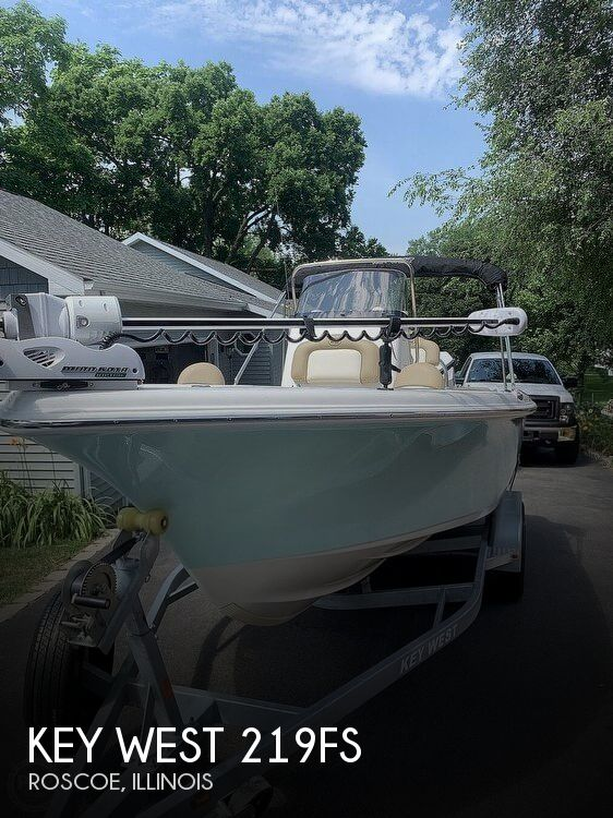Used Ski Boats For Sale in Florida by owner | 2019 Key West 219