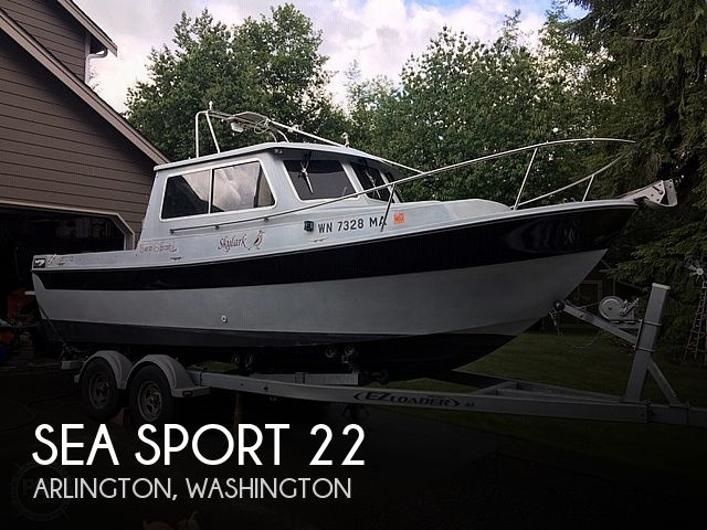 Used SEA SPORT Boats For Sale by owner | 1989 Sea Sport 22