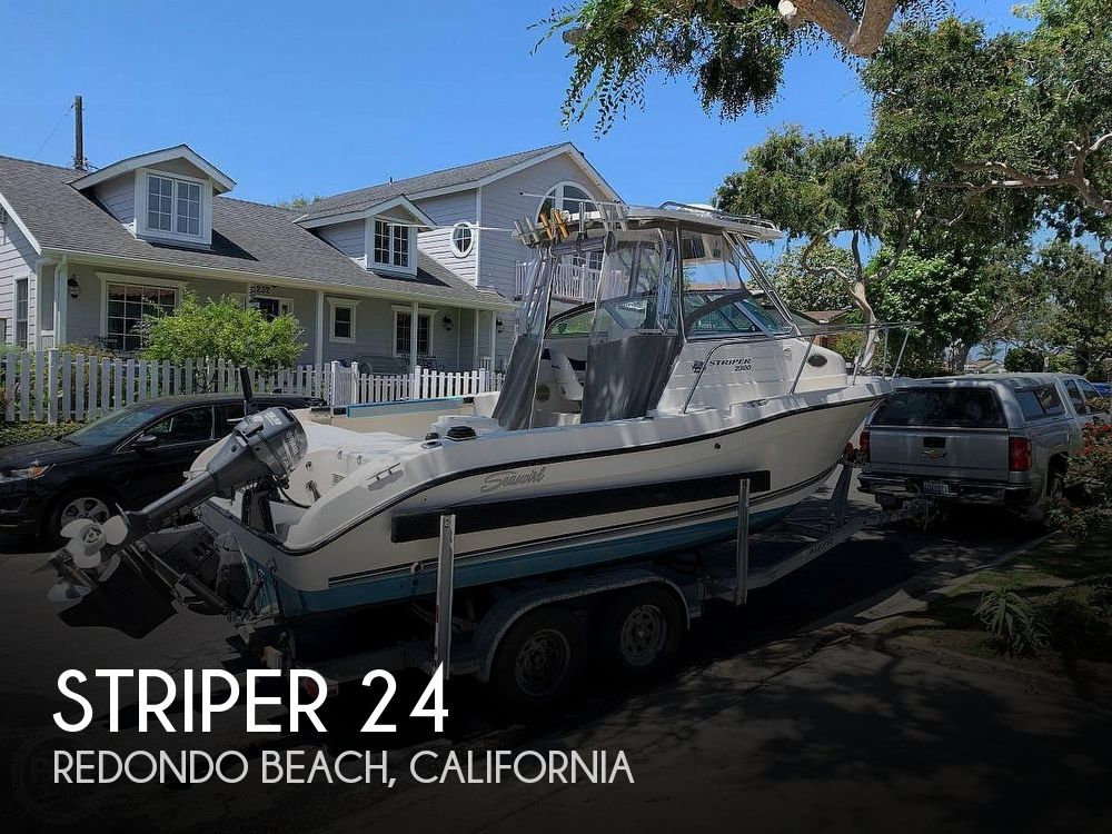 Used Striper Boats For Sale by owner | 1999 Striper 24