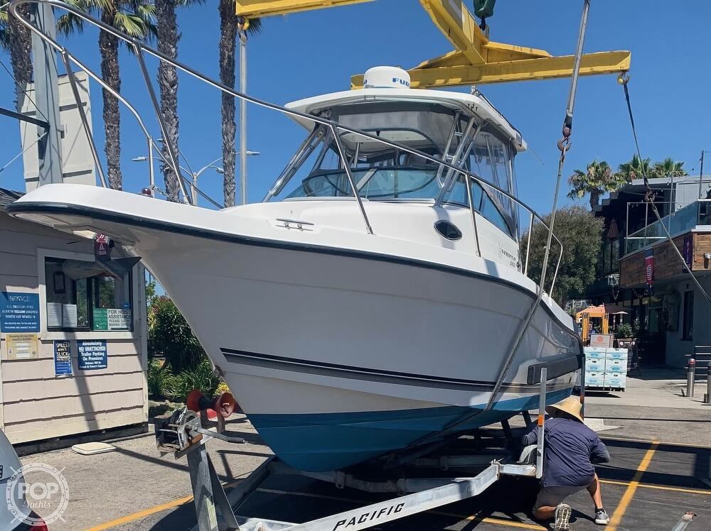 1999 Striper boat for sale, model of the boat is 2300 WA & Image # 2 of 40