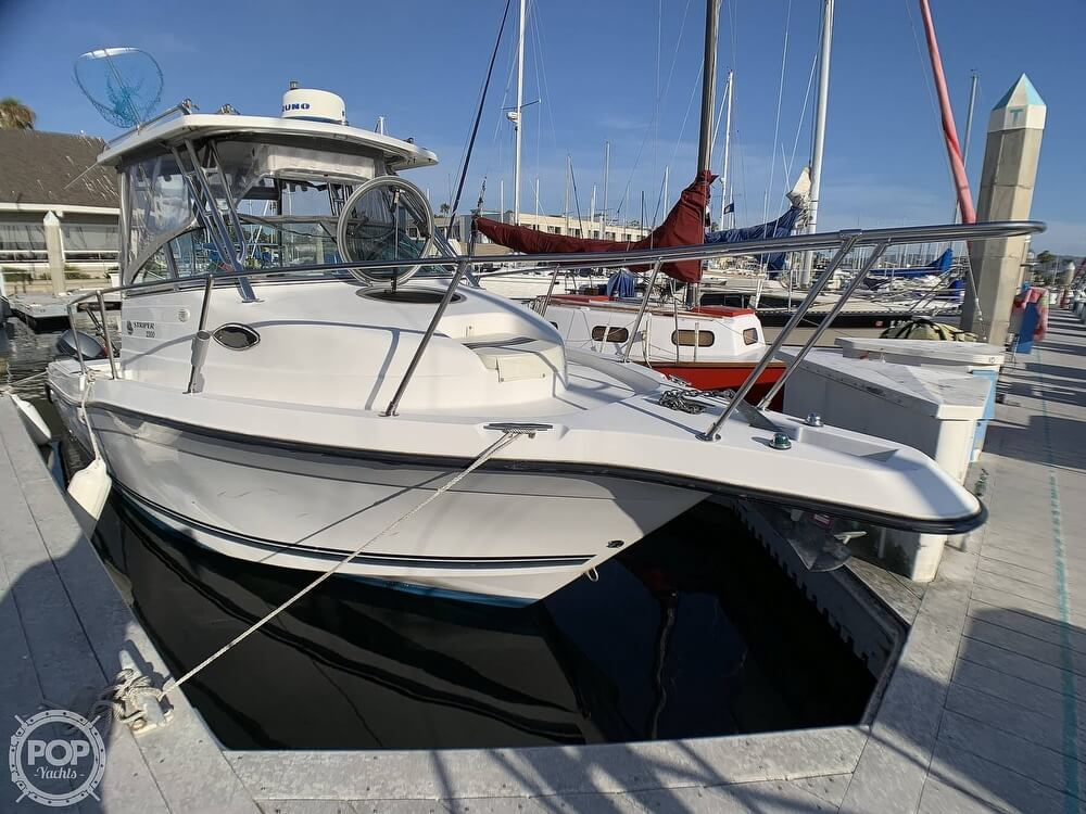 1999 Striper boat for sale, model of the boat is 2300 WA & Image # 4 of 40
