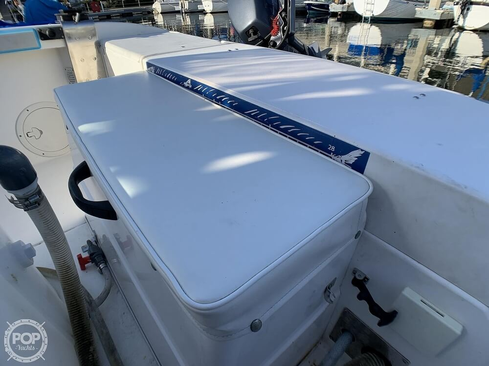 1999 Striper boat for sale, model of the boat is 2300 WA & Image # 27 of 40