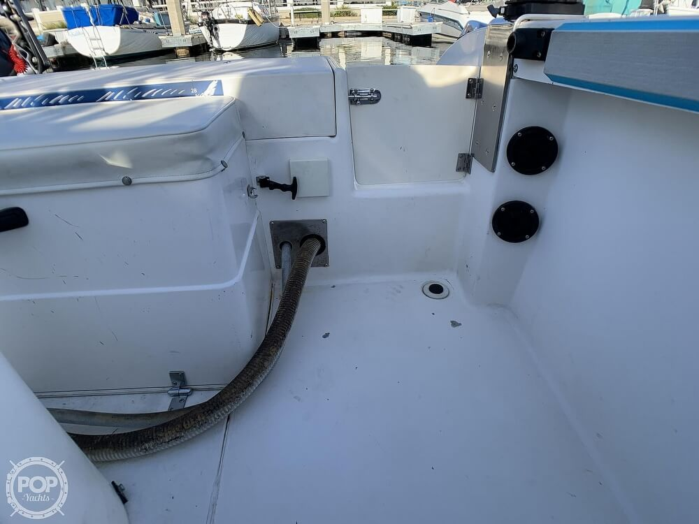 1999 Striper boat for sale, model of the boat is 2300 WA & Image # 25 of 40