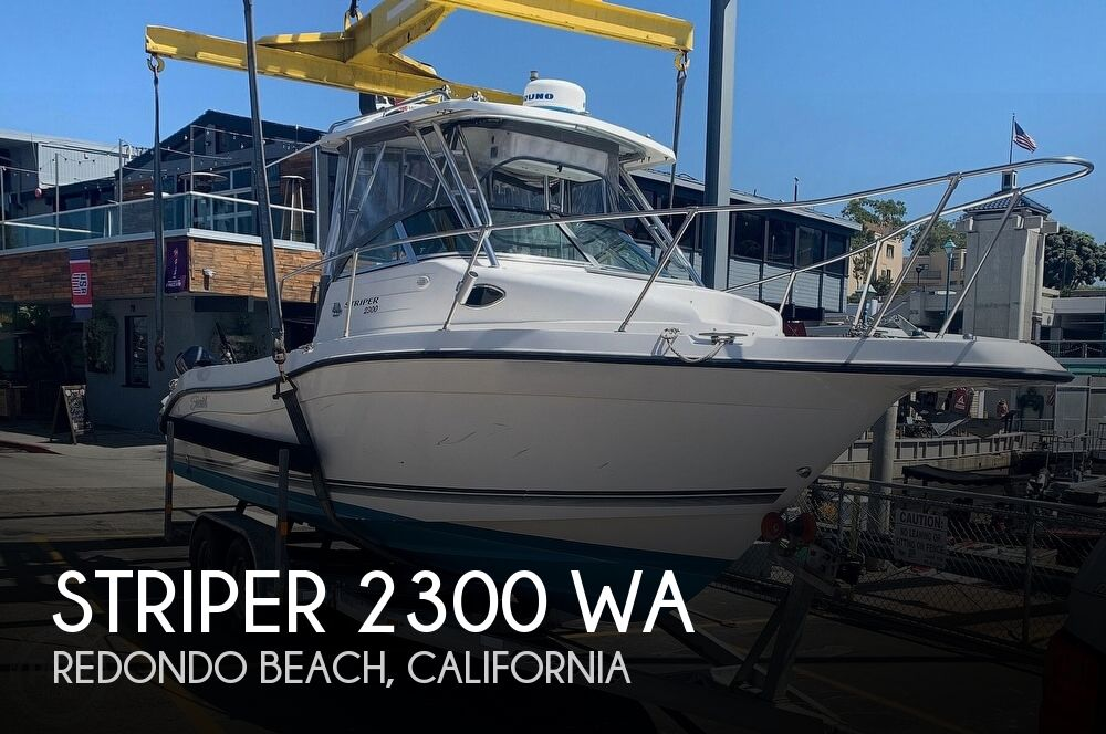 1999 Striper boat for sale, model of the boat is 2300 WA & Image # 1 of 40