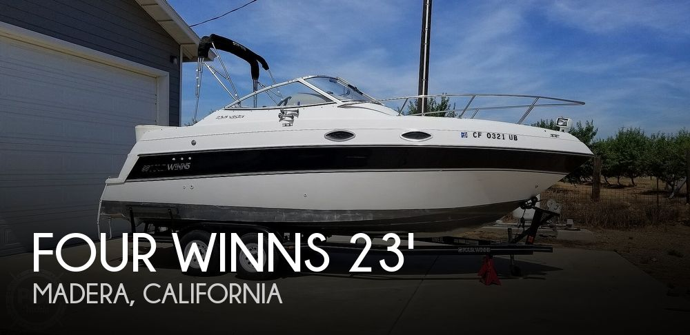 Used Four Winns Boats For Sale in California by owner | 2000 Four Winns 238 Vista