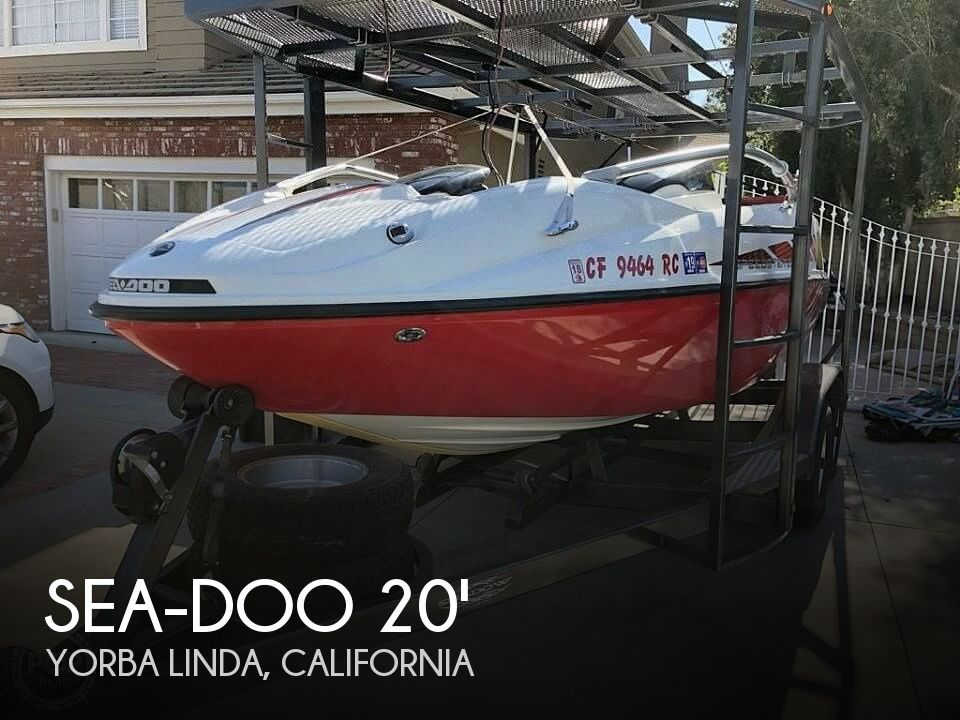 Used Sea-Doo Boats For Sale by owner | 2005 Sea-Doo 20 Speedster