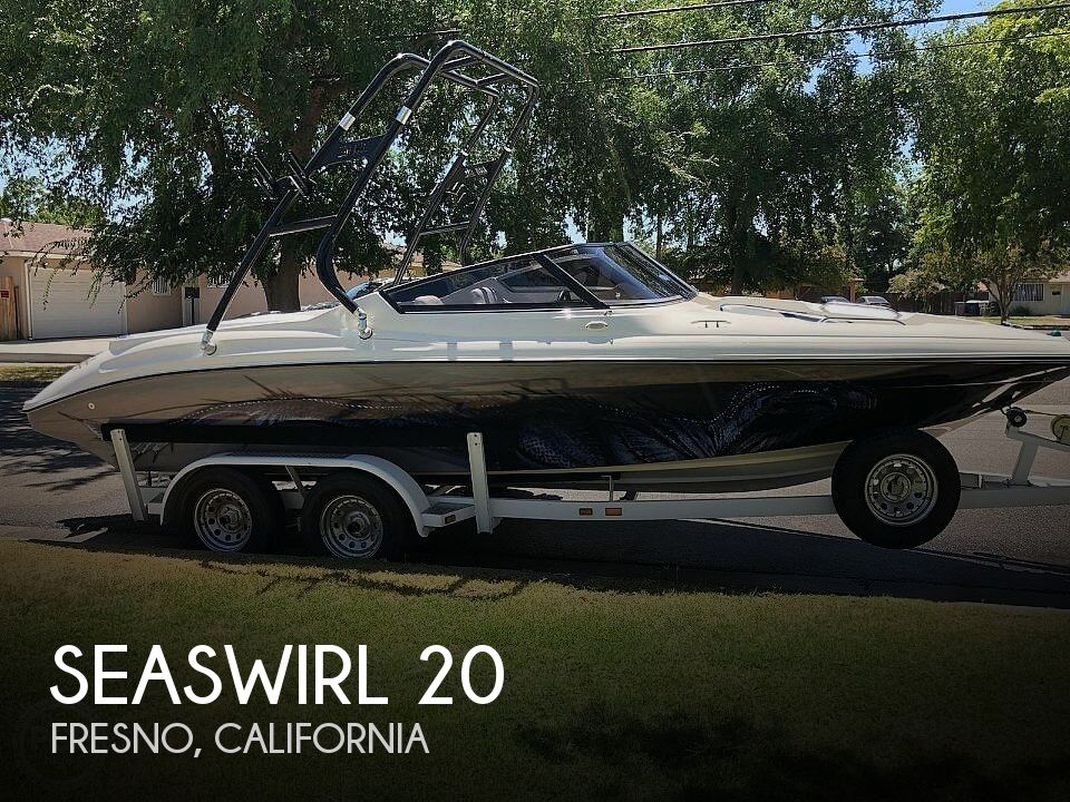 Used Boats For Sale in Visalia, California by owner | 1998 Seaswirl 20