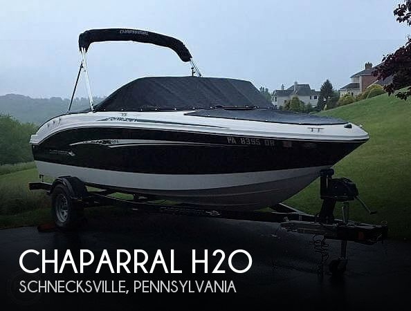Used Chaparral H2O Boats For Sale by owner | 2012 Chaparral H2O