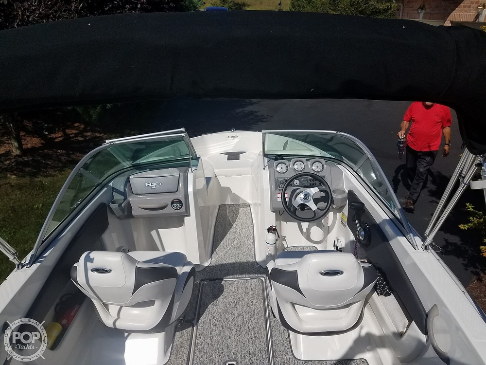 2012 Chaparral boat for sale, model of the boat is 18 H2O & Image # 7 of 41
