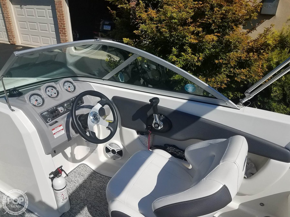 2012 Chaparral boat for sale, model of the boat is 18 H2O & Image # 8 of 41
