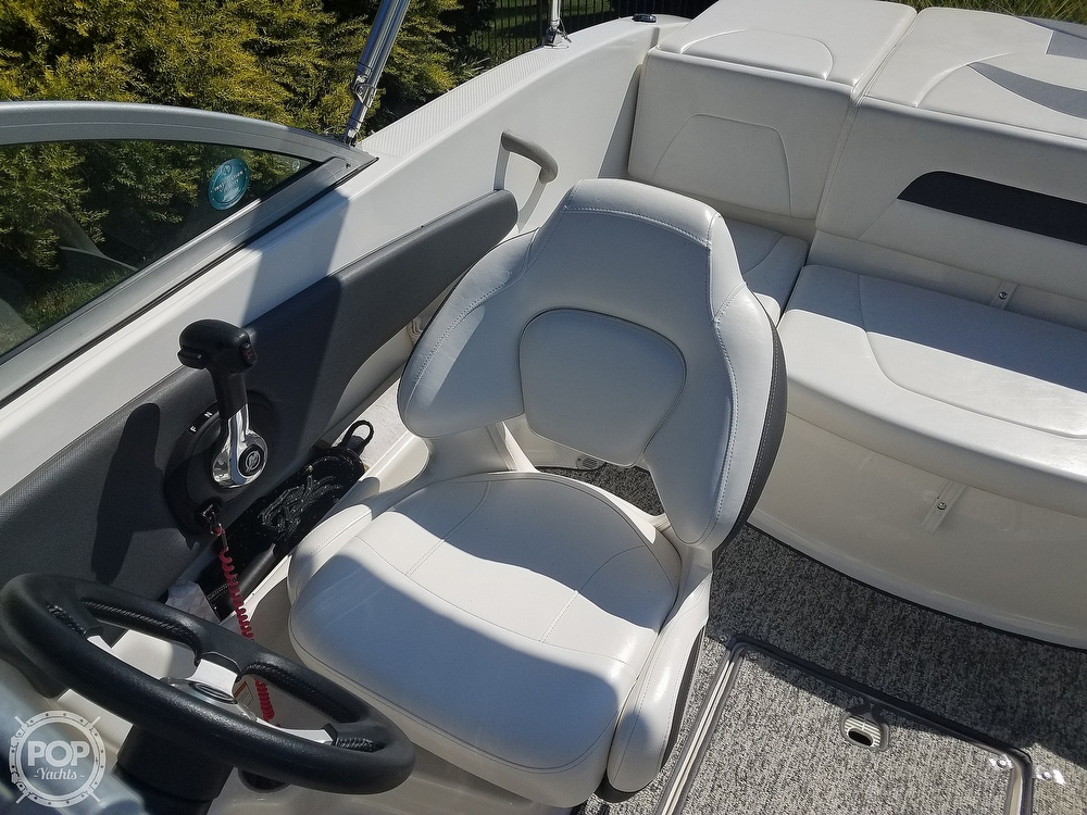 2012 Chaparral boat for sale, model of the boat is 18 H2O & Image # 14 of 41
