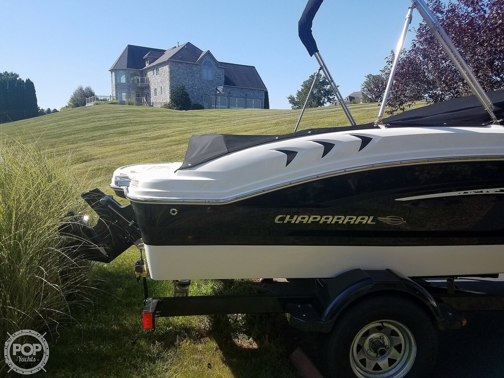 2012 Chaparral boat for sale, model of the boat is 18 H2O & Image # 6 of 41